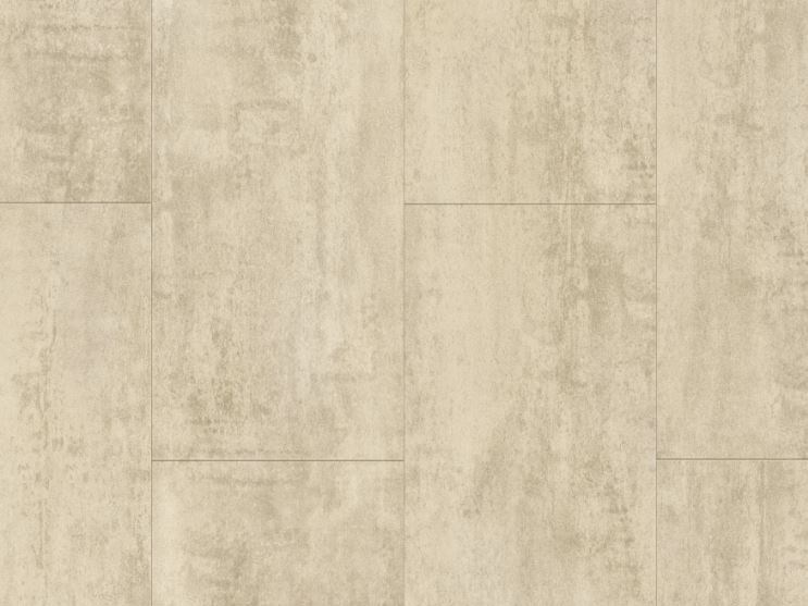 Vinyl flooring with stone effect CREAM TRAVERTIN - Pergo