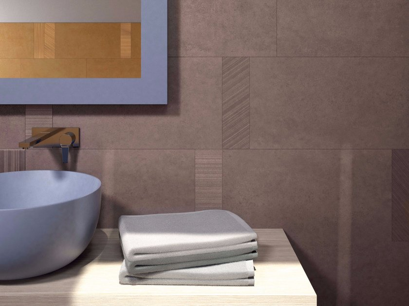 White-paste wall tiles CREATION | Wall tiles - Ceramiche Marca Corona