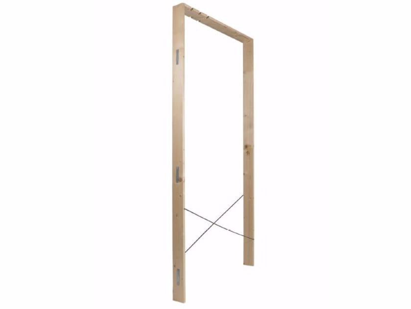 Spruce counter frame CROSSMETALLO ABETE by Dakota