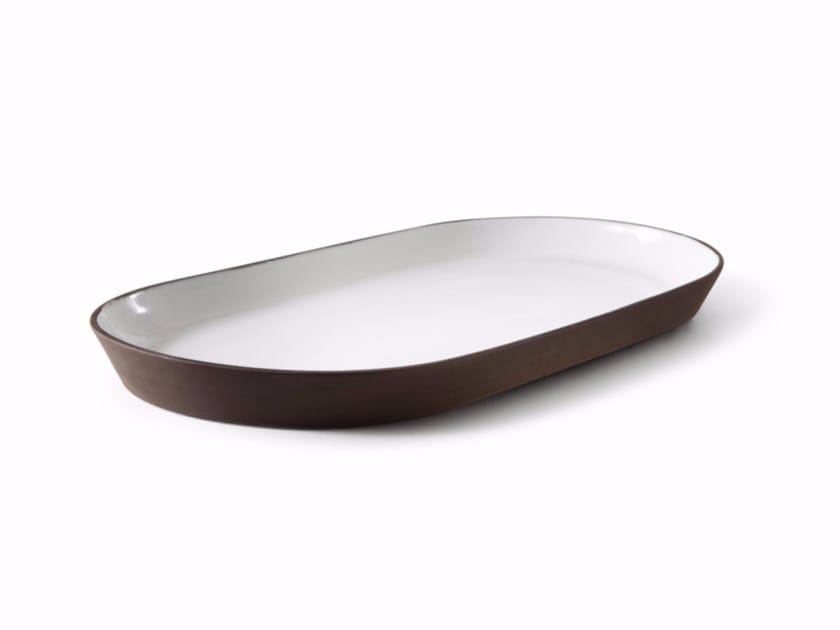 Ceramic tray CRUDO | Tray - Atipico
