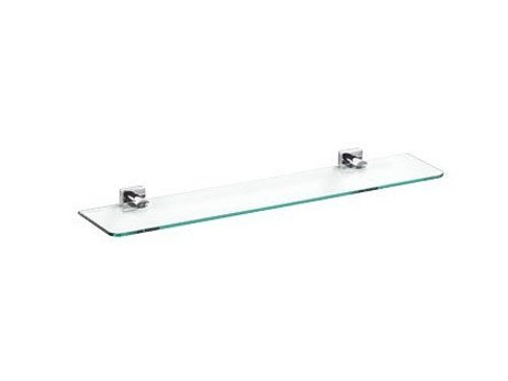 Crystal bathroom wall shelf QUADRO | Crystal bathroom wall shelf by INDA®