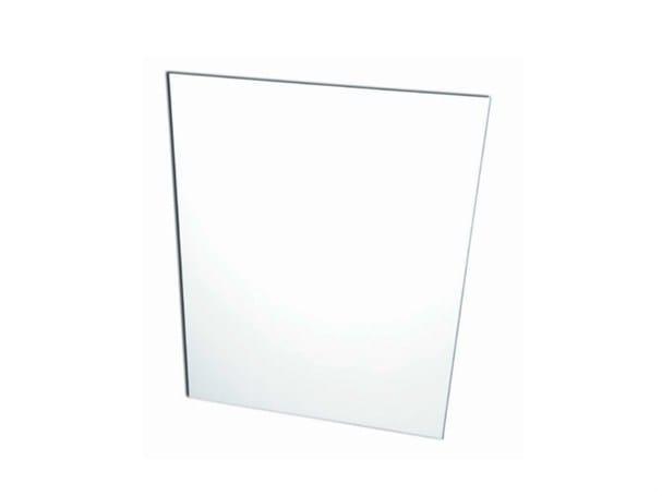 Wall-mounted mirror CRYSTAL | Mirror - Olympia Ceramica