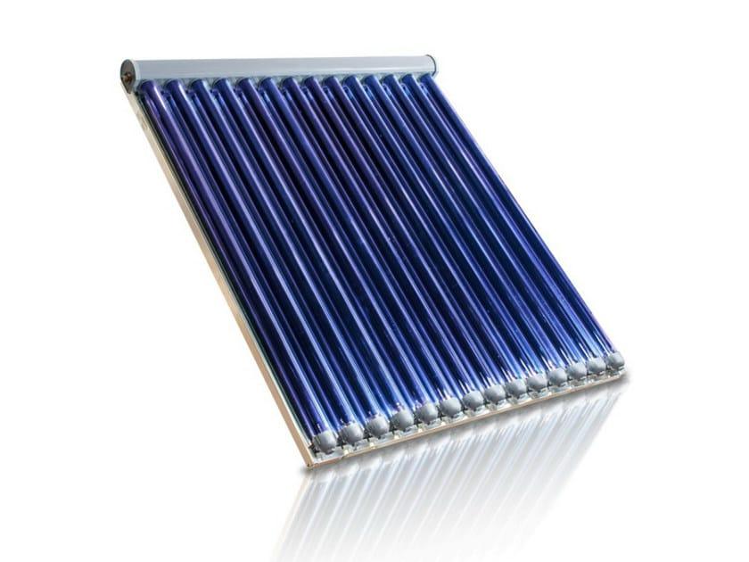 Pannello Solare Termico Sottovuoto Prezzi : Collettore solare sottovuoto csv r serie pannelli solari