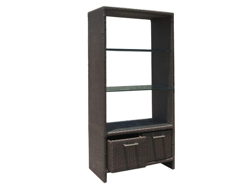 Display cabinet CUATRO 2388 - SKYLINE design
