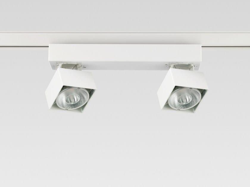 LED Track-Light CUBIOS LED - Reggiani Illuminazione