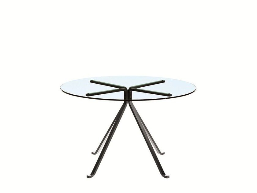 Round coffee table CUGINETTO by Driade