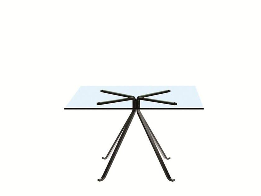 Square coffee table CUGINETTO - Driade