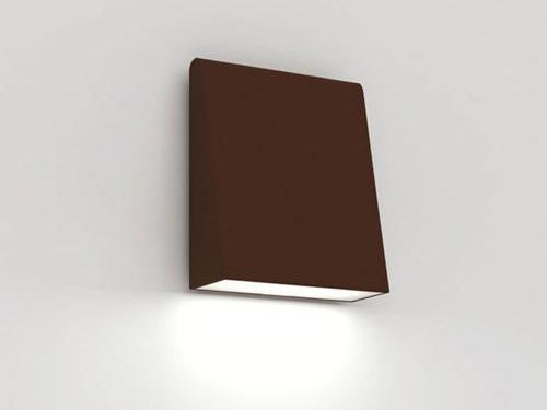 LED direct light die cast aluminium wall lamp CUNEO | Direct light wall lamp - Artemide