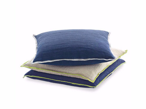 Square fabric cushion SLIM | Cushion - Arcom