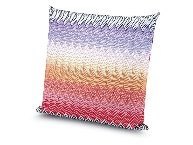 Fabric cushion SABAUDIA | Cushion - MissoniHome