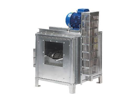 Evacuatore di fumo e calore a ventilazione forzata CVT HT by O.ERRE