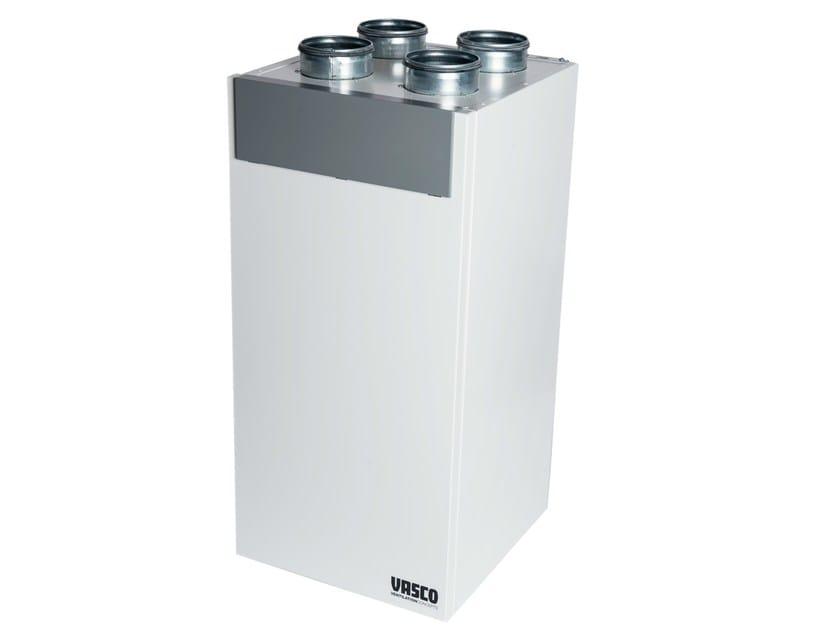 Mechanical forced ventilation system D 150EP II - VASCO