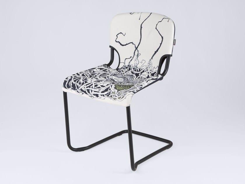 Cantilever chair D-LIGHT SLEEPING BEAUTY - KUBIKOFF