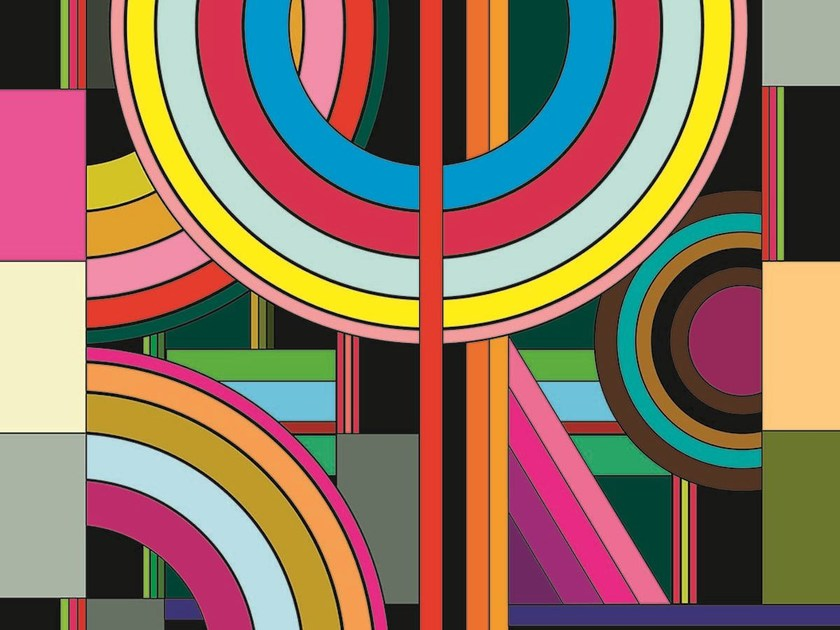 Decorative panel DA-002 - MOMENTI di Bagnai Matteo
