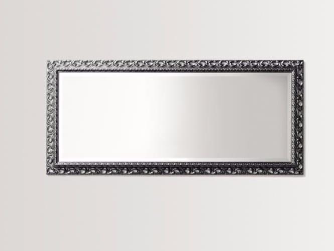Rectangular wall-mounted framed mirror DAISYSINGLE - BATH&BATH