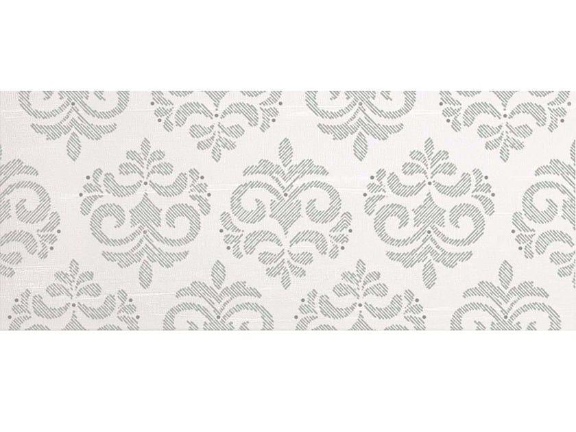 White-paste wall tiles DAMASCATO WHITE - CERAMICHE BRENNERO