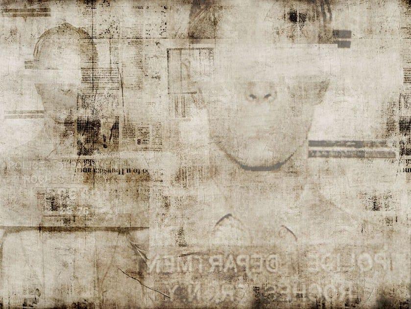 Fiberglass textile wallpaper DE-48 by MOMENTI