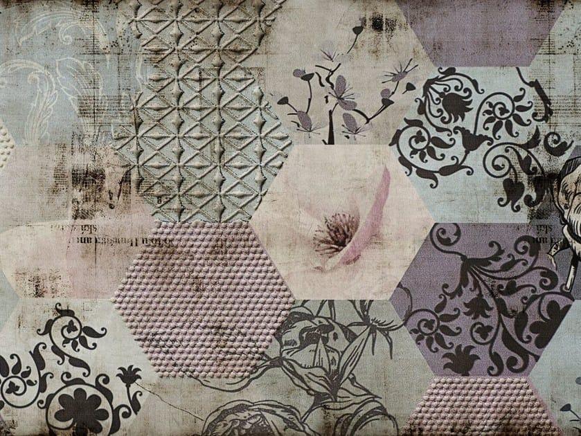 Fiberglass textile wallpaper DE-51 by MOMENTI