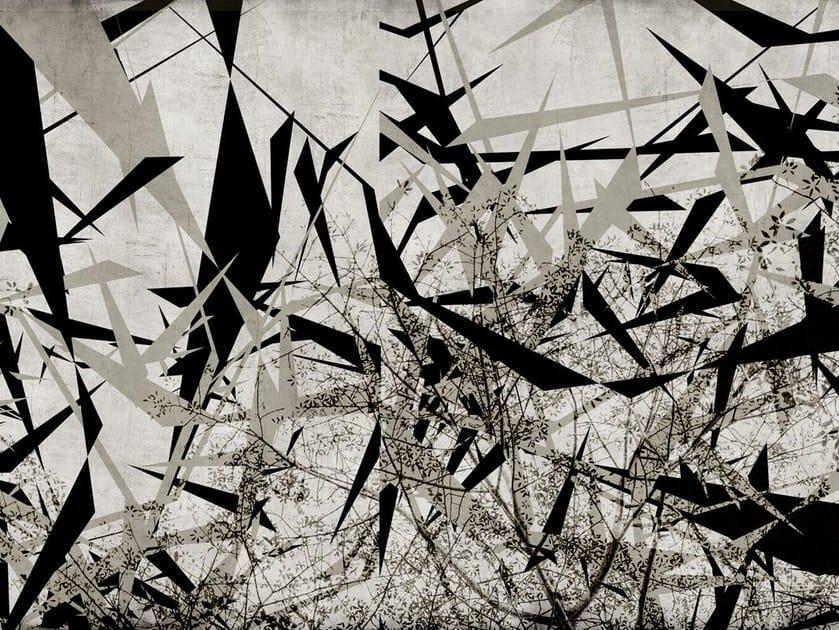 Fiberglass textile wallpaper DE-54 by MOMENTI