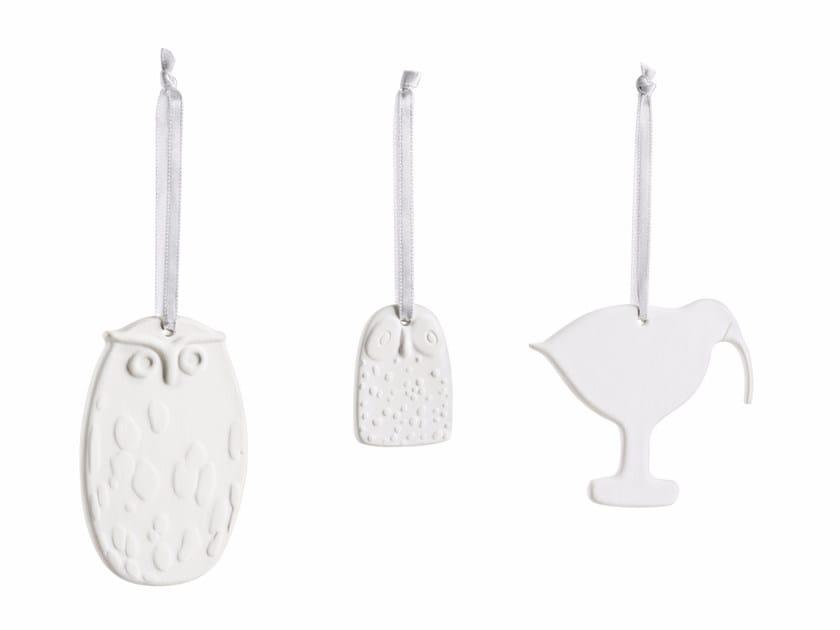 Ceramic Christmas ornaments DECORATION SET - iittala