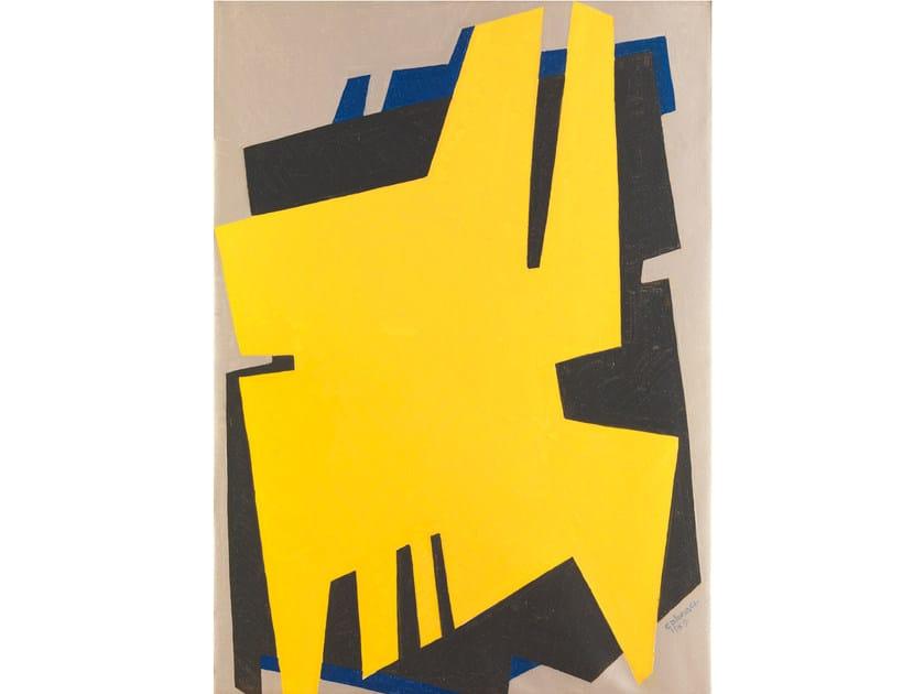 Canvas print N°16 ASTRATTISMO CLASSICO - KUBIKOFF