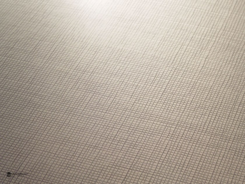 Decorated glass wall tiles DECORFLOU® DESIGN QUADRIO by OmniDecor®