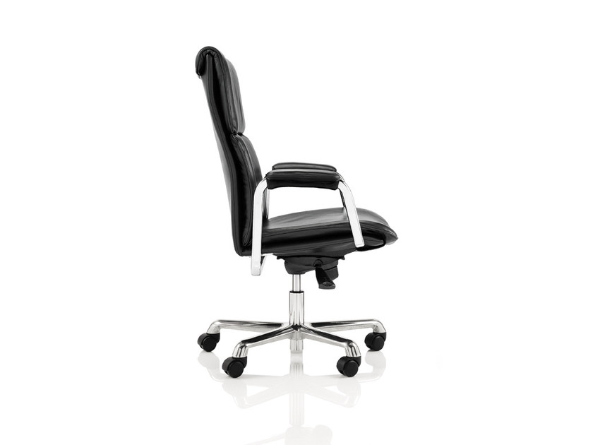 Leather executive chair DELPHI | Executive chair by Boss Design