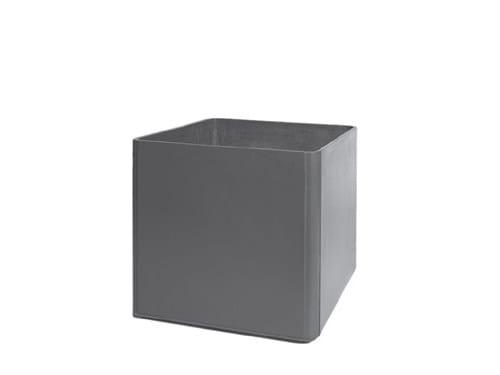 Low cement vase DELTA 45 | Vase - SWISSPEARL Italia