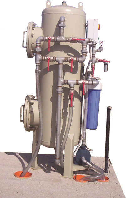 Treatment and purification equipment DEPOFIL MANUAL - DEPURECO