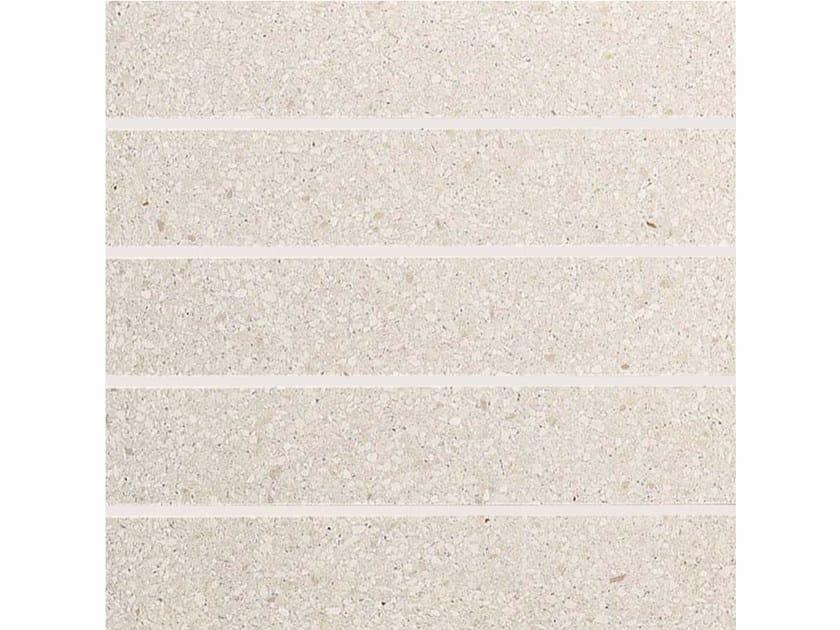 Marble grit mosaic DIAMANTI 4X20 - Mipa