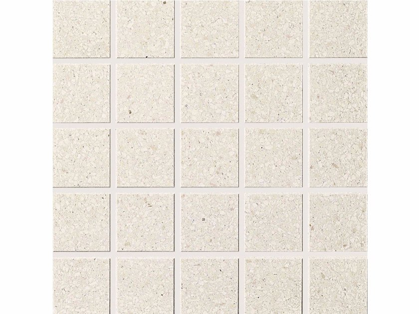 Marble grit mosaic DIAMANTI 4X4 - Mipa