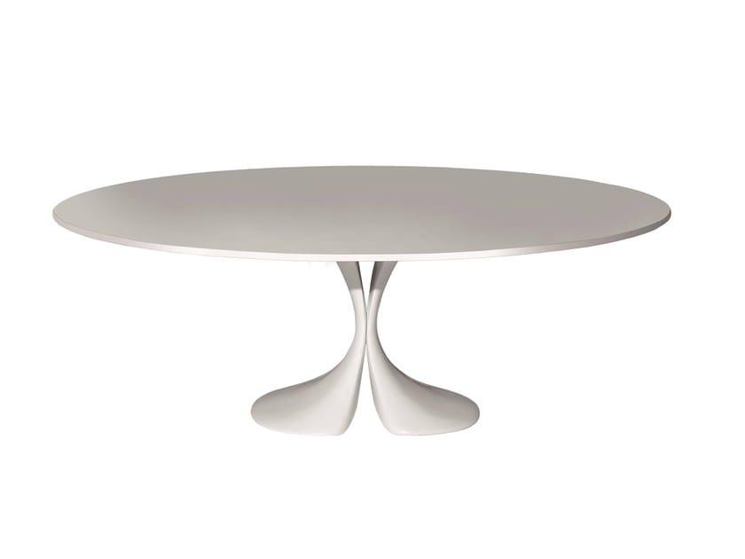 Cristalplant® table DIDYMOS - Driade