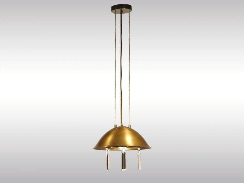 Classic style pendant lamp DINING 1 - Woka Lamps Vienna