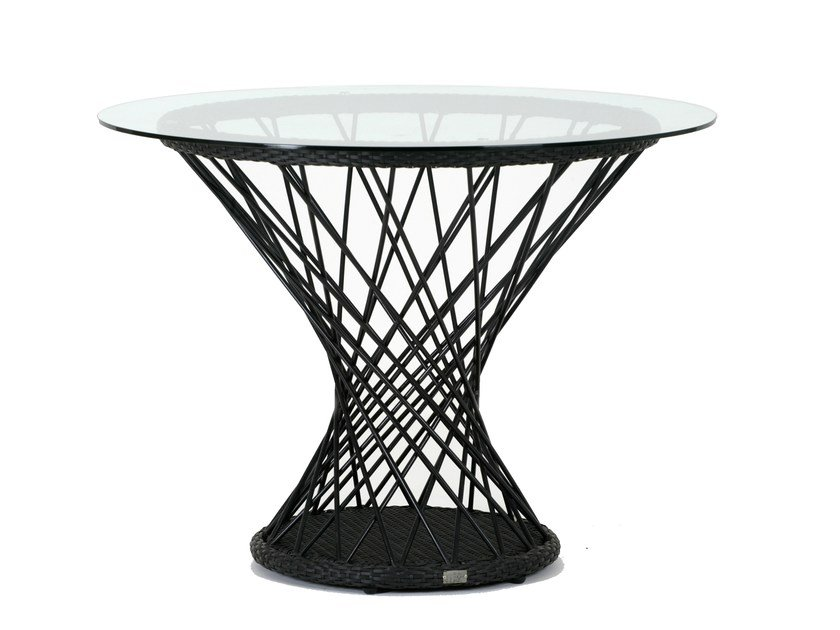 Round dining table RAVEL | Dining table - 7OCEANS DESIGNS