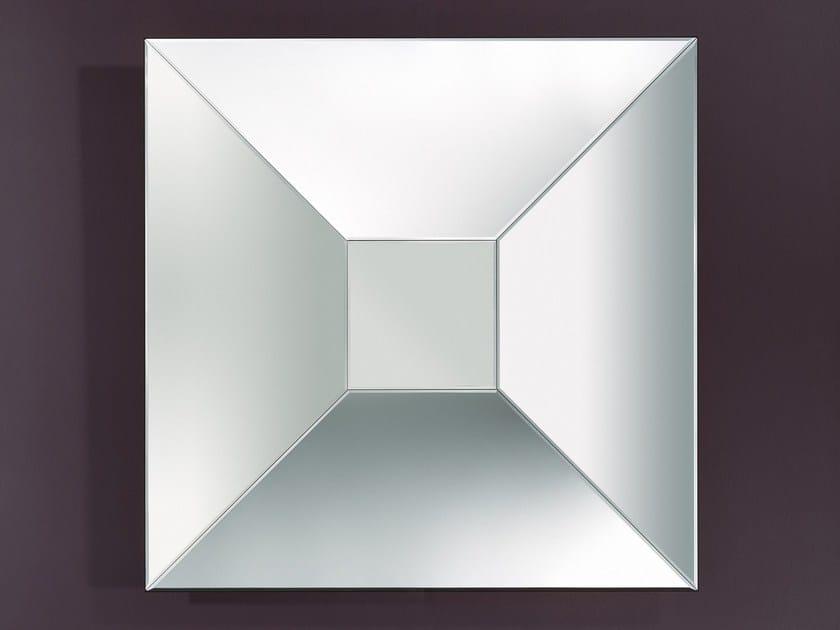 Square mirror DISCO L - DEKNUDT MIRRORS