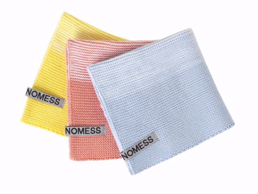 Cotton dishcloth DISH CLOTHS by NOMESS COPENHAGEN