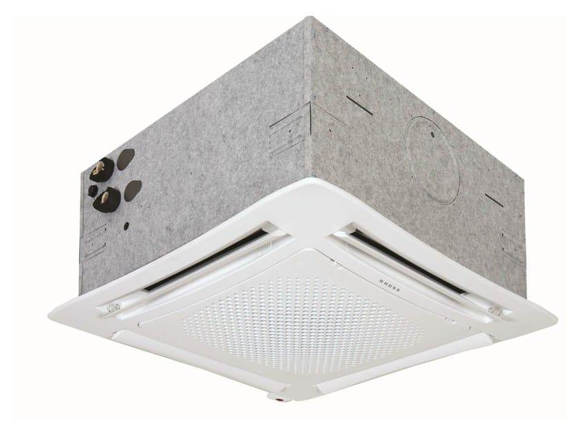 Built-in fan coil unit DIVA-I by Rhoss