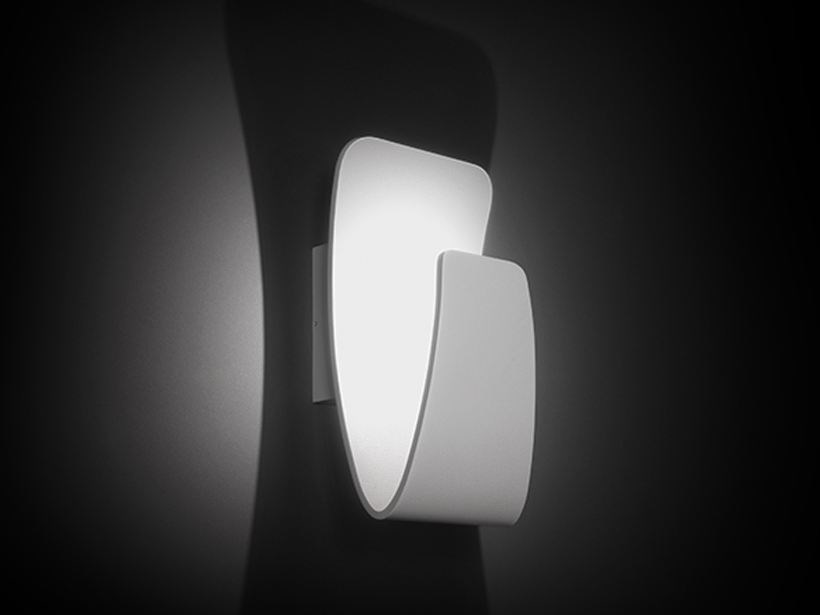 Applique a LED in alluminio DL007 - NOBILE ITALIA