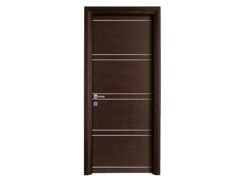 Hinged wooden door DOGA HORI ALL8 - Bertolotto Porte