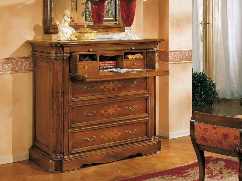 Solid wood dresser DOGI | Dresser by Arvestyle