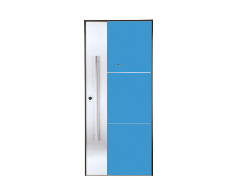 Door panel for outdoor use DOLOMIA MARMOLADA by Metalnova