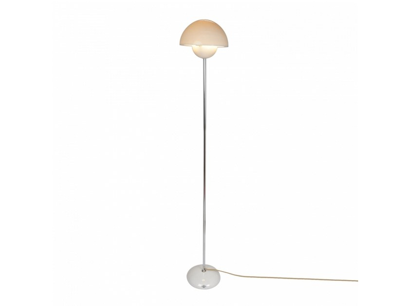 Porcelain floor lamp with dimmer DOMA | Floor lamp - Original BTC