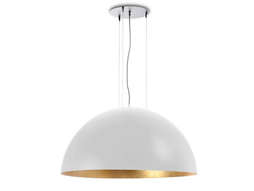 Metal pendant lamp DOME 800 WG - Hind Rabii