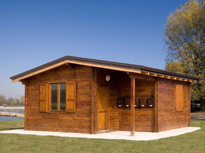 Wooden Garden shed DOMUS - ALCE