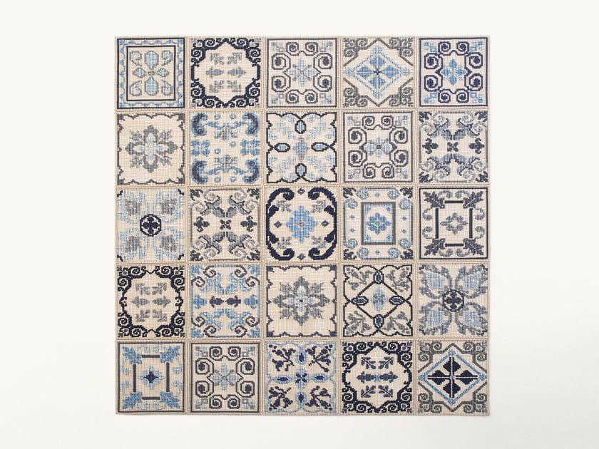 Handmade outdoor rugs DONNA COSTANZA - Paola Lenti