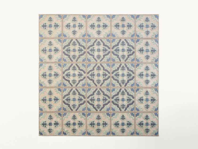 Outdoor rugs with geometric shapes DONNA FLORIO - Paola Lenti