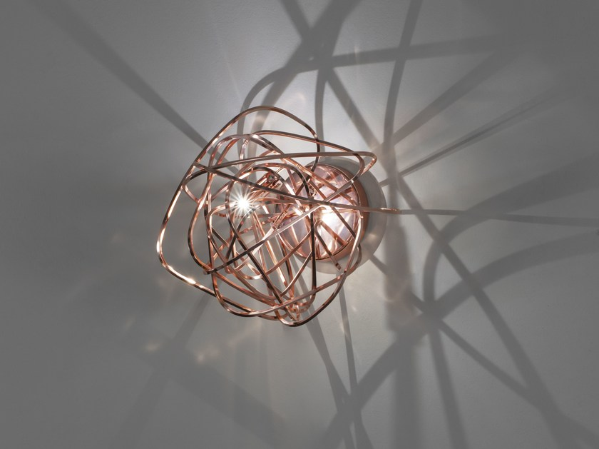Lampada da parete a LED in metallo DOODLE | Lampada da parete - TERZANI