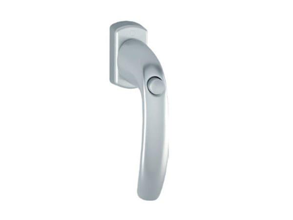 Maniglia in alluminio con pulsante Maniglia con pulsante - Pail Serramenti