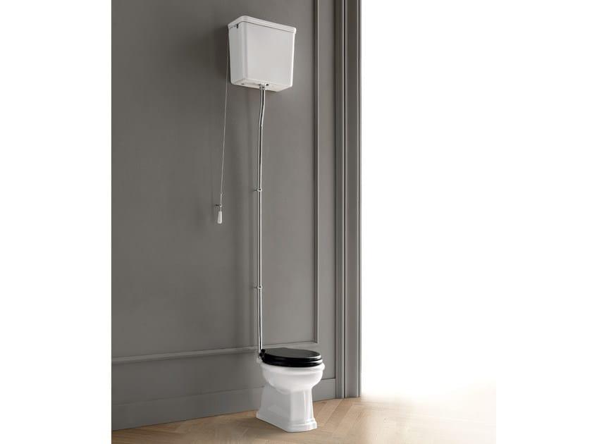 Wc in ceramica con cassetta esterna DOROTHY | Wc con cassetta esterna - BATH&BATH