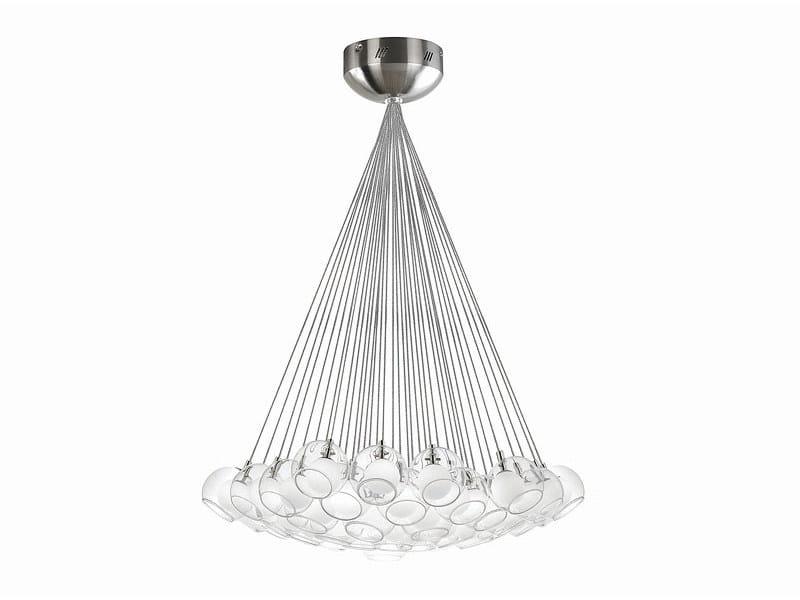 Direct light pendant lamp DOUBLE | Direct light pendant lamp - ALMA LIGHT